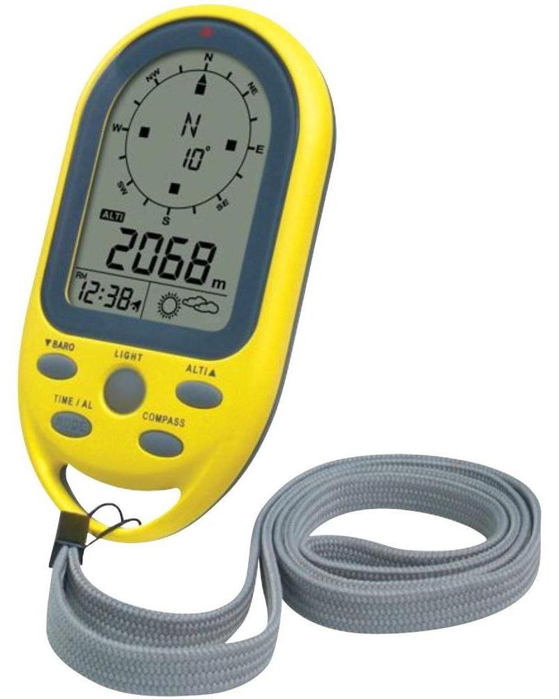 Techno Line Digitání výškoměr TECHNOLINE EA 3050 s barometrem a kompasem