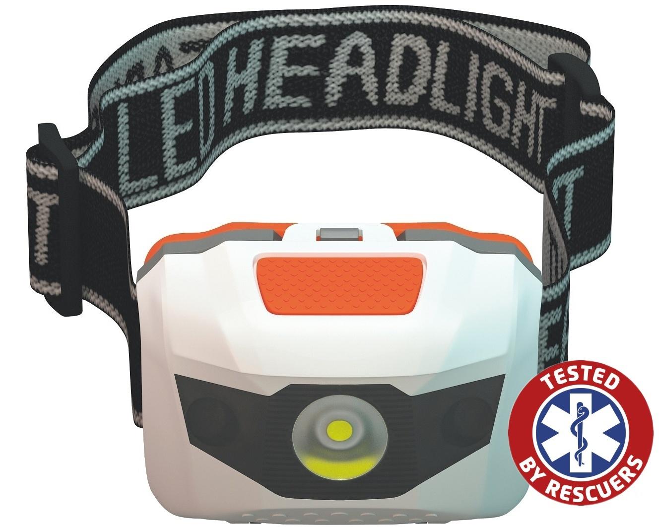 Výkonná LED čelovka 1 Watt, EMOS HL-H0520 | P3521