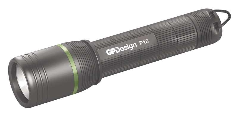 Emos LED svítilna GP P15 + 1x AA baterie GP Ultra