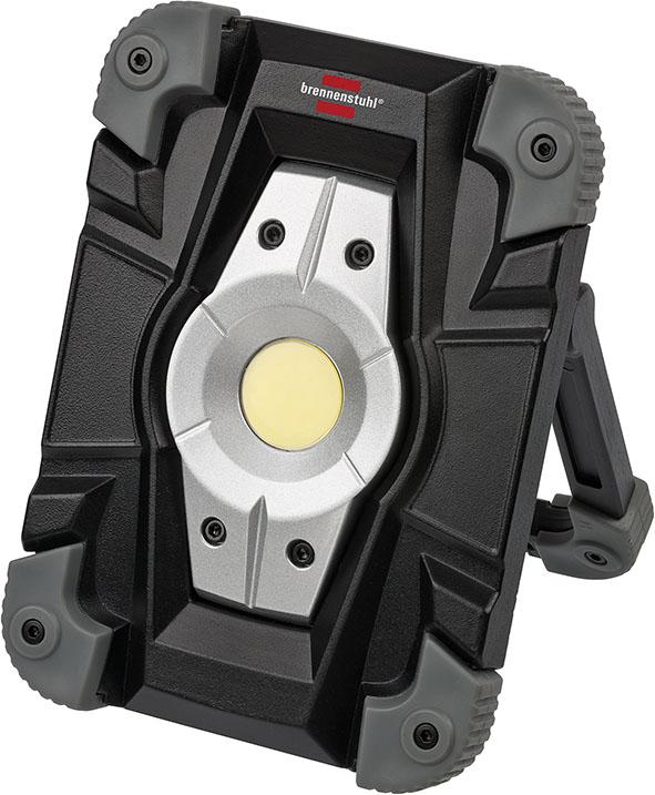 Brennenstuhl Akumulátorový LED pracovní reflektor 10 W IP54 s USB |1173080