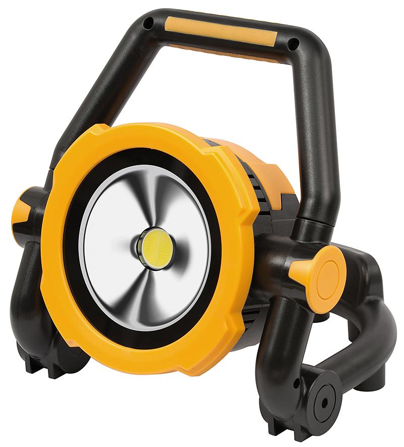 Brennenstuhl Mobilní flexibilní LED lampa ML CA 130 F IP54 30W s akumulátorem  1171430
