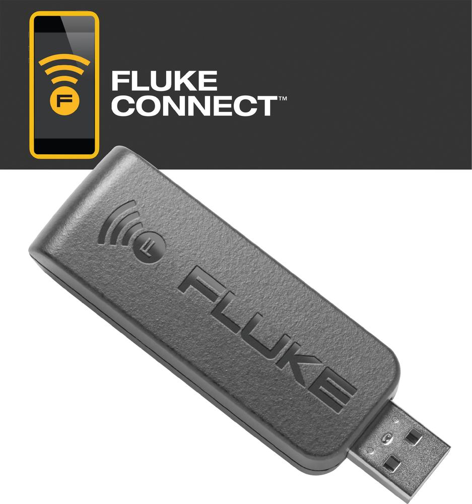 Bezdrátový PC adaptér Fluke FLK-PC3000 FC, USB, 4401602