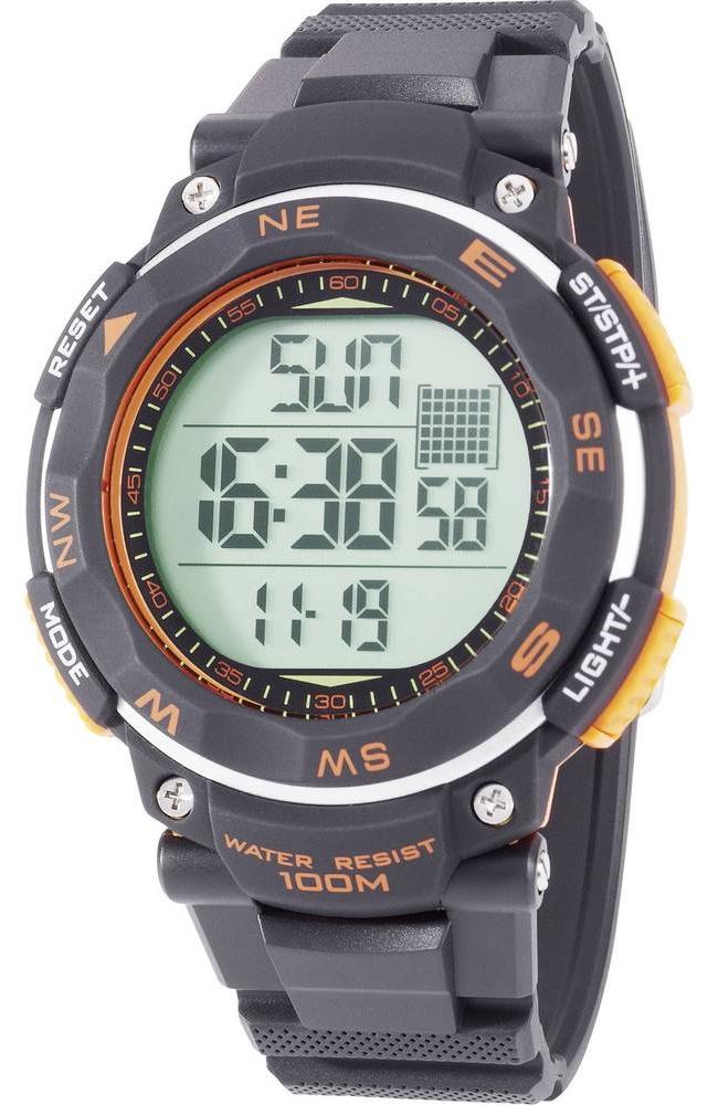 f6b365361 Digitální náramkové hodinky Renkforce Sport, YP-11532-01, černá