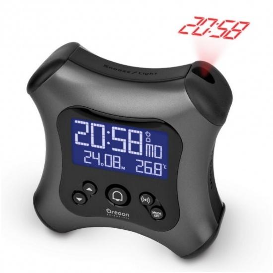Garni technology Digitální budík s projekcí času RM330PG