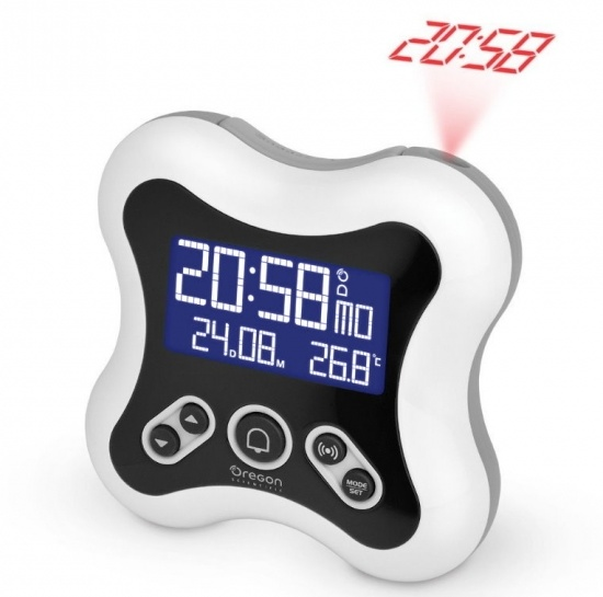 Garni technology Digitální budík s projekcí času RM331PW