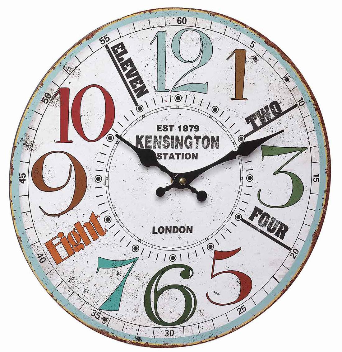 TFA Dostmann Vintage hodiny, Kensington TFA 60.3045.11