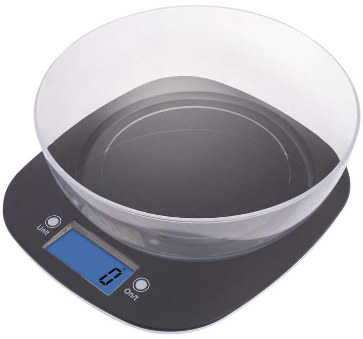 Emos Digitální kuchyňská váha EV025, černá
