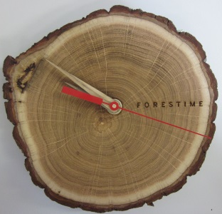 TFA Dostmann Dřevěné nástěnné hodiny TFA 60.3046.08