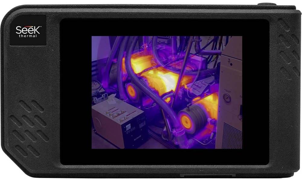 Termokamera SEEK Thermal ShotPRO SQ-AAA; 320x240 pixelů; -40 až +330°C; WiFi