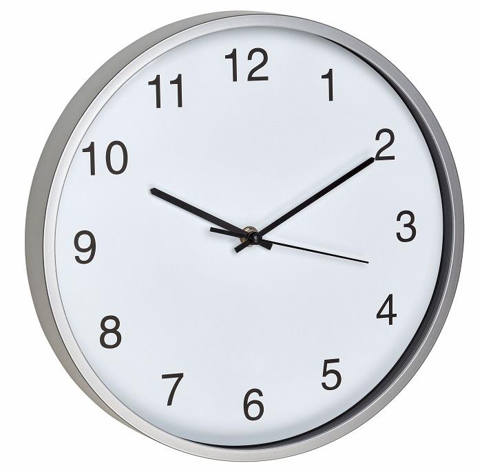 TFA Dostmann QUARTZ nástěnné hodiny TFA 60.3019.54; Ø 302 mm