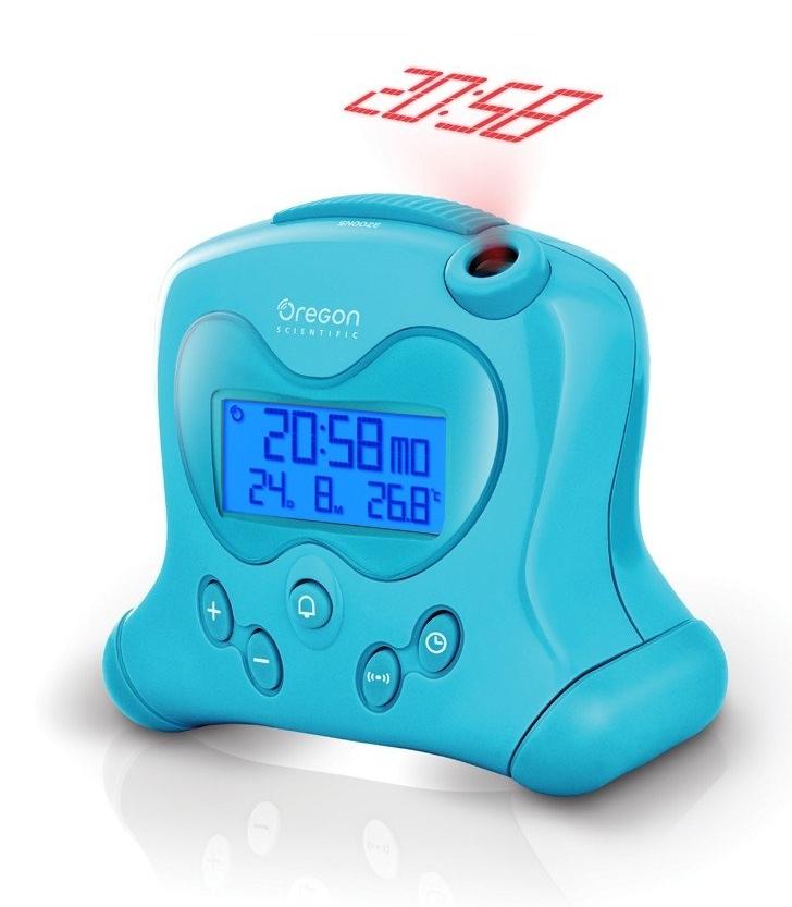 Oregon Scientific Digitální budík s projekcí času RM313PB