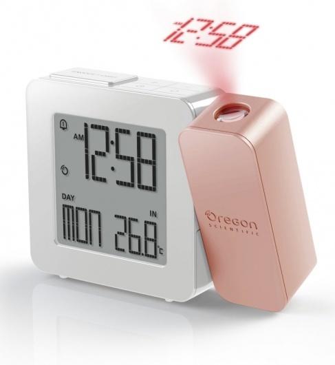 Garni technology Digitální budík s projekcí času RM338PRG PROJI