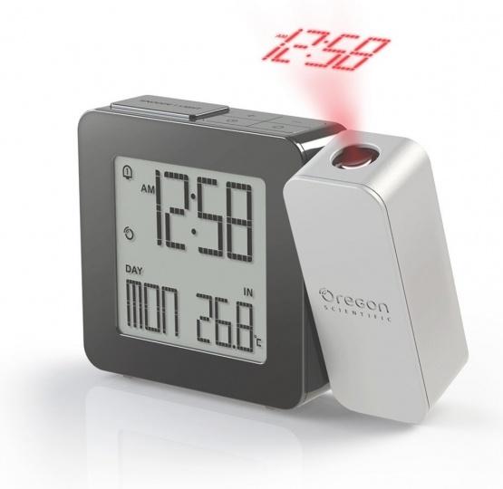 Garni technology Digitální budík s projekcí času RM338PS PROJI
