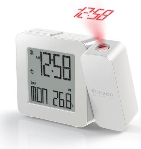 Garni technology Digitální budík s projekcí času RM338PW PROJI
