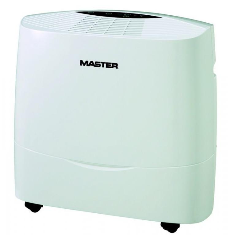 Master DH745 - odvlhčovač, vysoušeč vzduchu 45 litrů 24 hod.