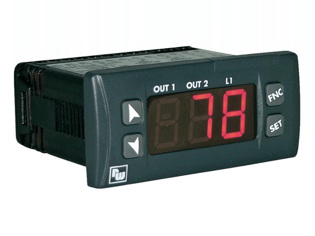 Wachendorff Univerzální regulátor nejen teploty UR3274S3, 230VAC