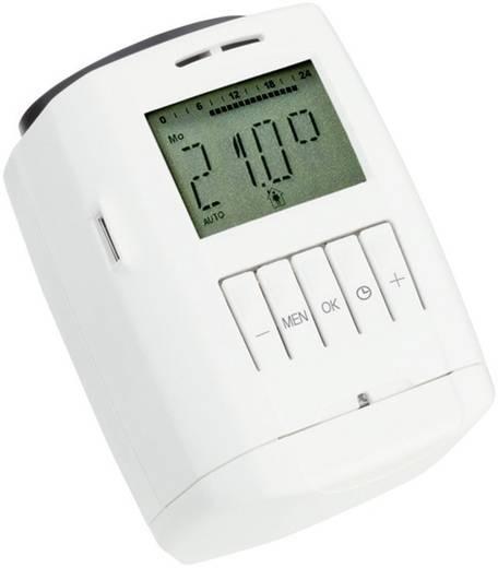 Eurotronic Programovatelná termostatická hlavice Euronic Sparmatic Zero, 8-28 °C