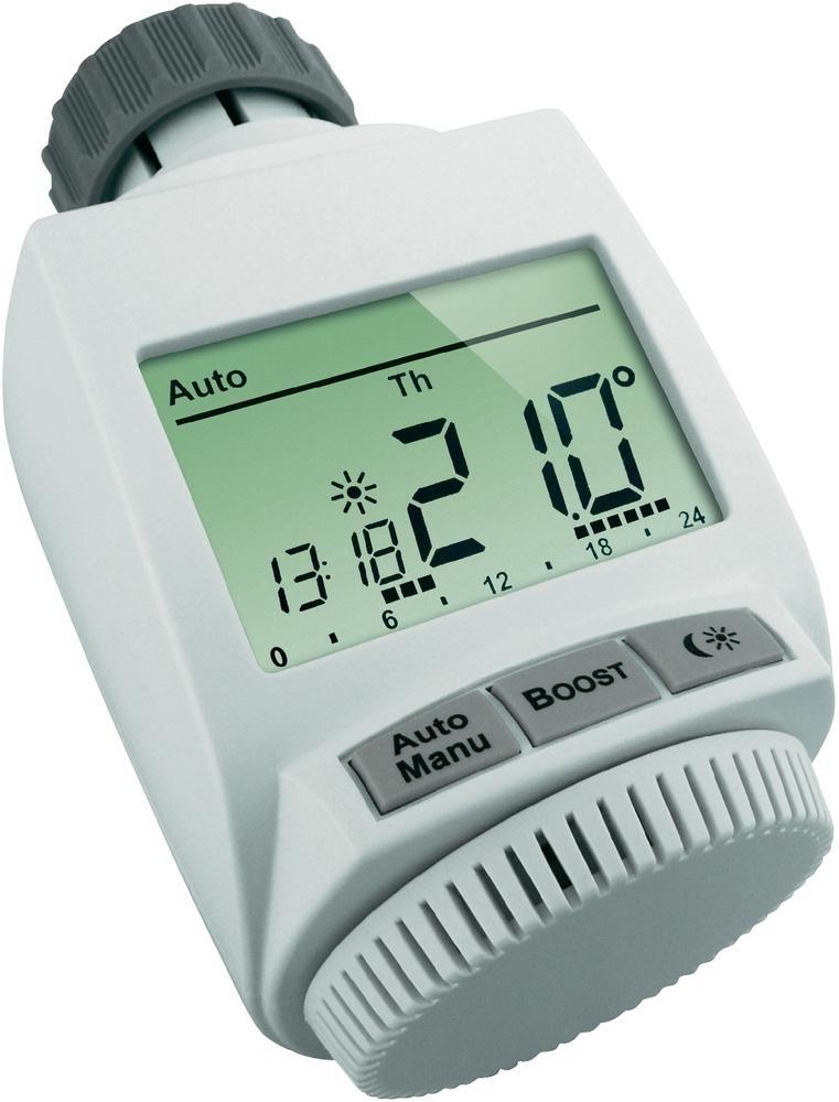 Bezdrátová programovatelná termostatická hlavice eQ-3 MAX!+