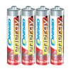 Nabíjecí baterie NiZn; AAA; 550 mAh; 1,6 V; 4 kusy