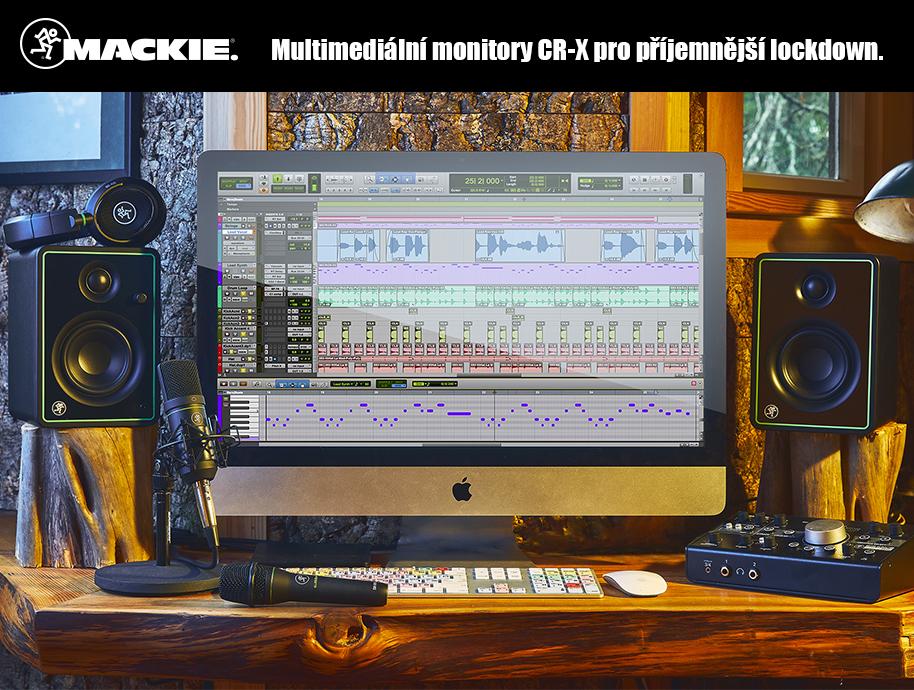 Mackie Lockdown CR-X