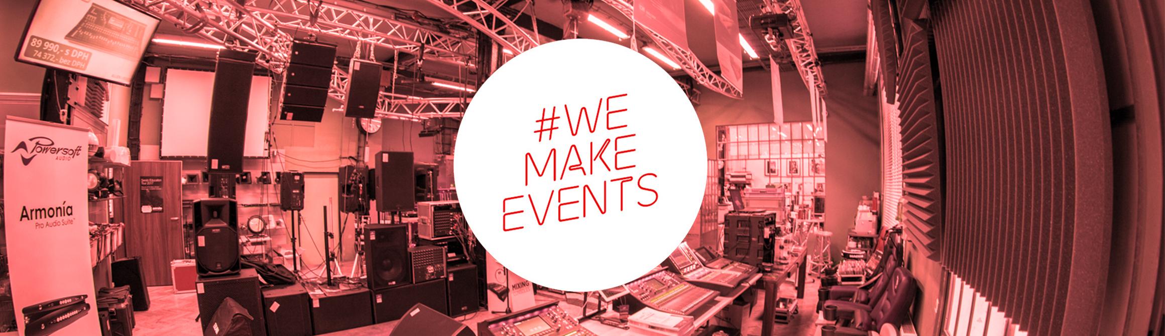 WeMakeEvents