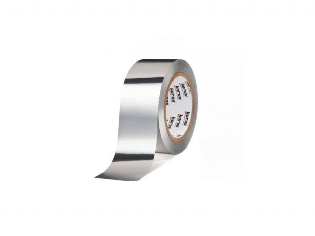 ALU páska stříbrná 25 mm