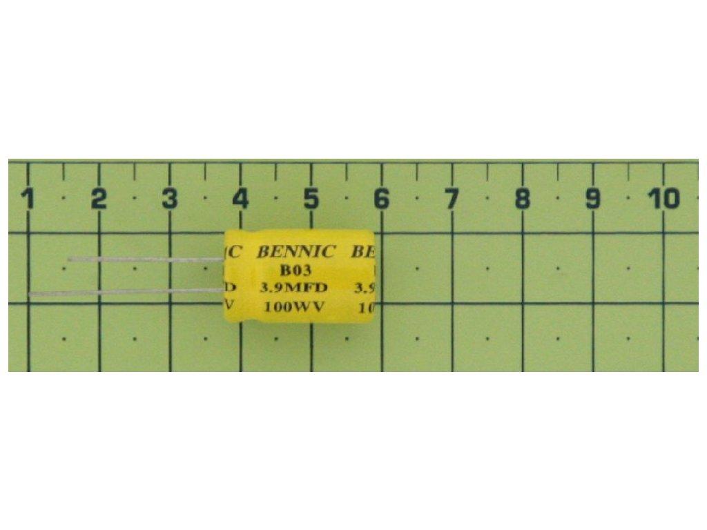 Bennic Kond. el. bip. rad. 3M9 100V