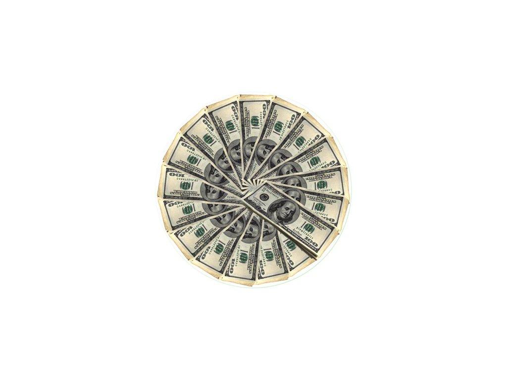 Glowtronics Slipmat Denon Money Mat