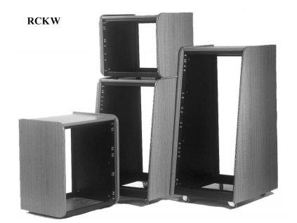 AMEX Rack 19/12U dřevo 92083W