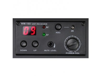 DENON Professional Envoi UHF Receiver