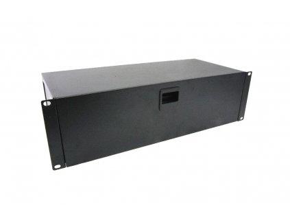 AMEX Zásuvka vyklápěcí 3U 92093