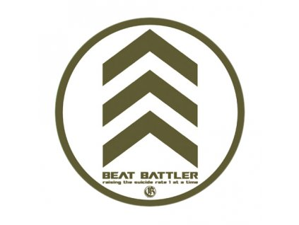 Glowtronics Slipmat DN37 Beat Battler