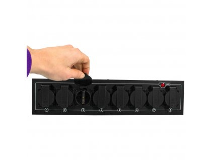 Elation LC-8SP 8-Ch. Power Pack light