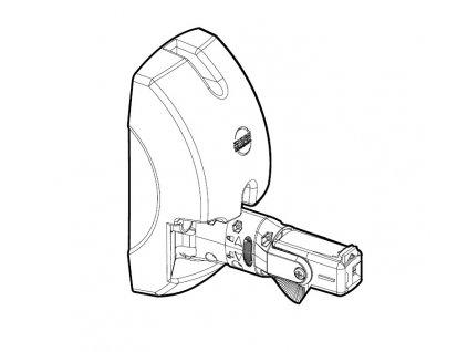 EAW Clip Fit, 70/100V BK [CF-1TX]