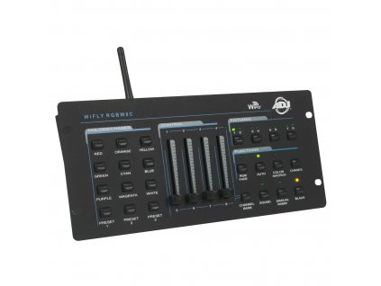 American DJ WiFly RGBW8C