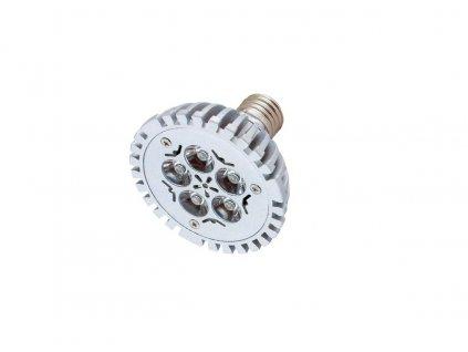Žárovka LED E27/230V 5x1W bílá