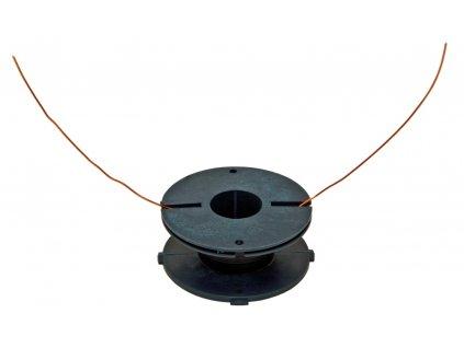Cívka 0,15 mH drát 0,8 mm
