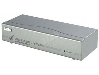 ATEN Video rozbočovač 1 PC - 4 VGA