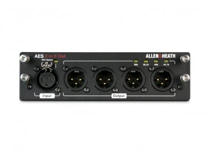 Allen&Heath dLive AES3 2IN/8OUT card