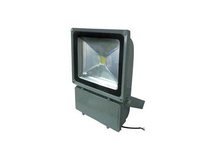 Reflektor LED 100W COB, šedý