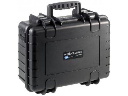 B&W Outdoor case 4000/B