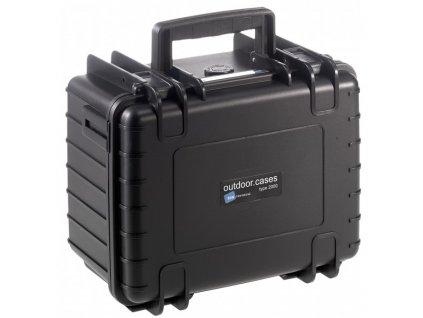B&W Outdoor case 2000/B