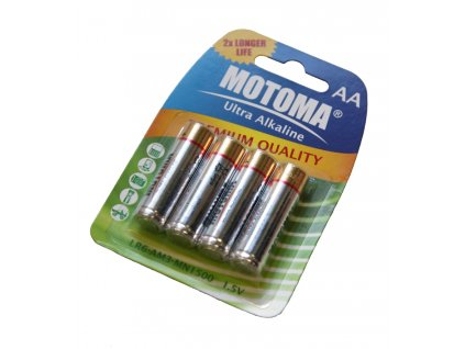 MOTOMA Baterie AA R6 MOTOMA UA 4ks