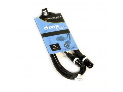 American DJ Kabel DMX 3-pin 3m