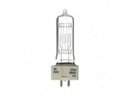 GE Lighting CP23, 230V 650W, GX9.5