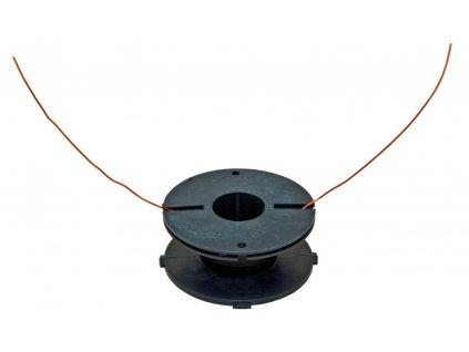 Cívka 0,25 mH drát 0,8 mm