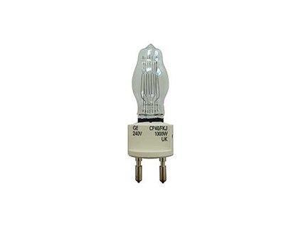 GE Lighting CP40 FKJ, 230V 1000W, G22