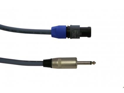 EXAFIX Kabel S2-JM NYS 1m C276 šedý