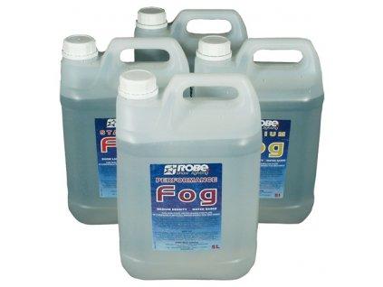 ROBE Fog liquid performance