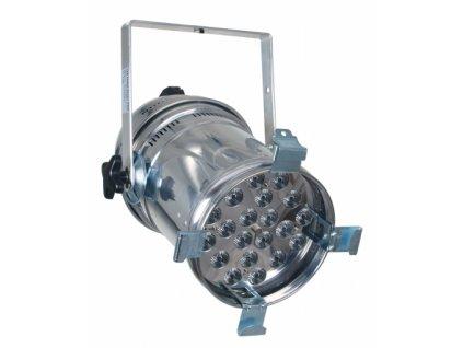 Ignition LED PAR 64 24×1W stříbrný